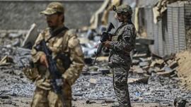 Taliban Kerahkan Pasukan Khusus Jaga Masjid usai Bom ISIS