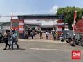 Kumham Buka Crisis Center Keluarga Kebakaran Lapas Tangerang