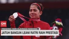 VIDEO: Jatuh Bangun Leani Ratri Raih Prestasi