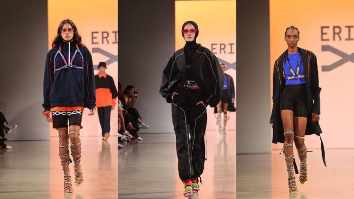 Label Indonesia Erigo Tampil di Panggung New York Fashion Week! Simak Koleksinya yang Bergaya Sporty dan Penuh Warna