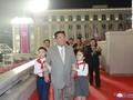 Kim Jong-un Tampil Kurus dan Lincah di Parade Militer Korut