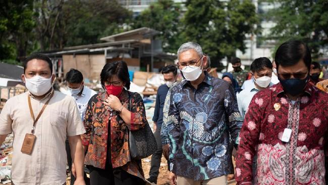 Konglomerat Diuber Satgas BLBI, Klan Soeharto hingga Bakrie