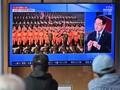 Tanpa Alutsista Baru, Korut Gelar Parade Militer Dini Hari