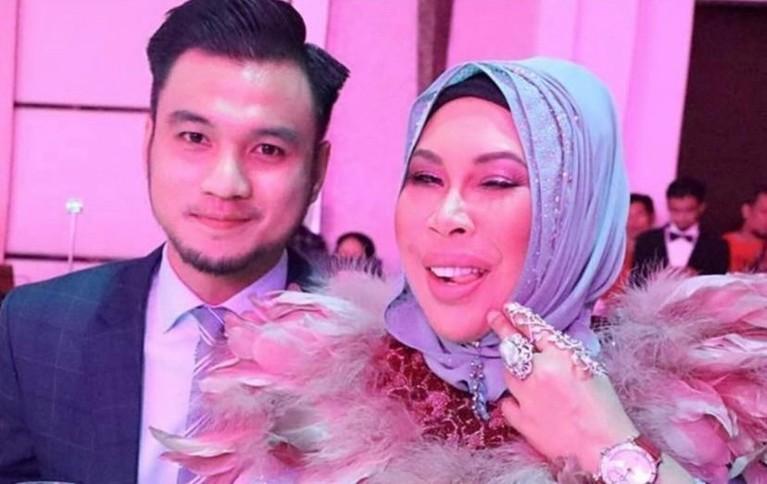 Dato Seri Vida janda tajir yang sedang jadi perbincangan karena pacari berondong mantan pembantu beda 22 tahun. Yuk intip potretnya!