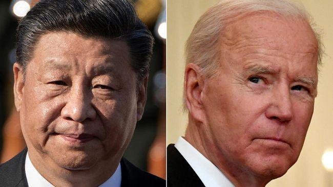 Presiden AS, Joe Biden, membantah kabar bahwa Presiden China, Xi Jinping, menolak tawaran untuk mengadakan pertemuan langsung di sela KTT G20.