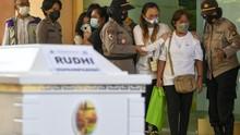 Komnas HAM Proses 7 Temuan Tim Advokasi Kebakaran Lapas Tangerang