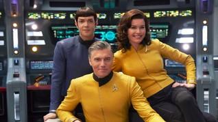 Wajah Lama dan Baru Isi Star Trek: Strange New Worlds