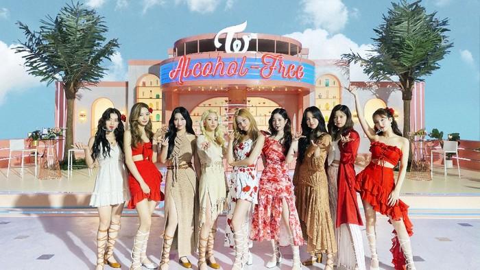 Lagu Idol K-Pop Perempuan Terpopuler Sepanjang Musim Panas 2021
