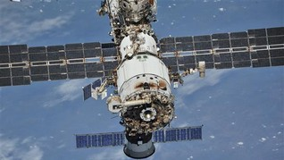 Alarm Asap Berbunyi di Stasiun Luar Angkasa Internasional