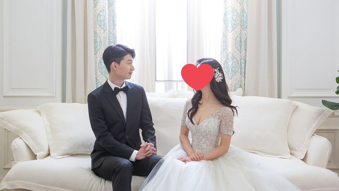 Jauh sebelum acara pernikahannya yang dilaksanakan pada bulan September, Bandung Oppa telah mengumumkan rencananya tersebut melalui akun Instagram-nya. Ia berkata, bahwa ia akan menjadi Ahjussi./Foto: Instagram.com/bandung_oppa
