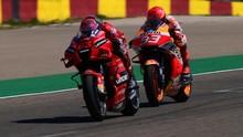 Bagnaia Sebut Marquez Favorit di MotoGP Amerika Serikat