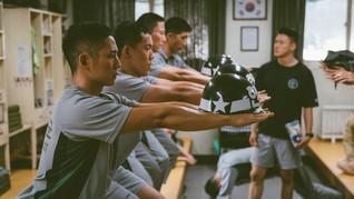 Tampilkan Korupsi Militer Korsel, Korut Soroti Serial D.P.
