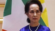 Junta Myanmar Bebaskan Ratusan Tahanan Termasuk Jubir Suu Kyi