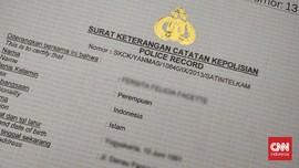 Polisi Tangkap Pemalsu Dokumen SKCK, Omzet Capai Puluhan Juta