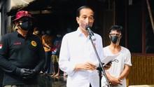 Jokowi Resmikan Rusun Pasar Rumput Bernilai Rp970 Miliar