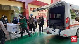38 Jenazah Korban Lapas Tangerang Diserahkan ke Keluarga