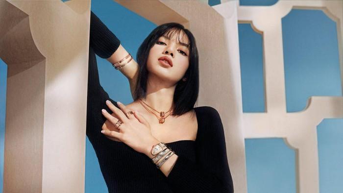 Brand Mewah yang Pilih Lisa BLACKPINK Sebagai Brand Ambassador, Ada BVLGARI!