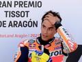 Gagal di Aragon, Marquez Pesimistis Hadapi MotoGP San Marino