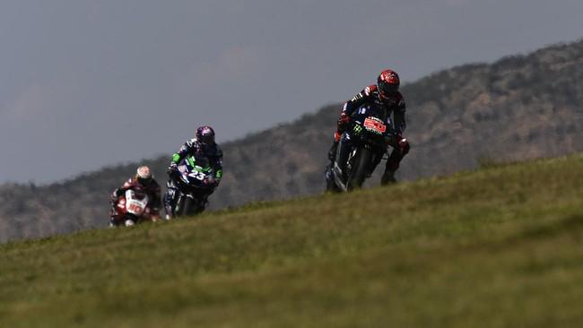 Quartararo Berjarak 53 Poin Menuju Juara Dunia MotoGP