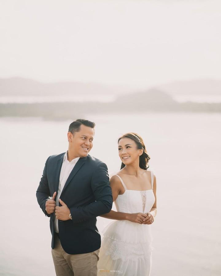 Prewedding Melanie Putria dan Aldico