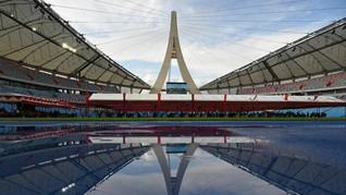 China Hadiahkan Stadion Senilai Rp2,1 Triliun untuk Kamboja