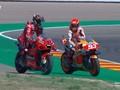 VIDEO: Sikap Sportif Marquez di MotoGP Aragon 2021