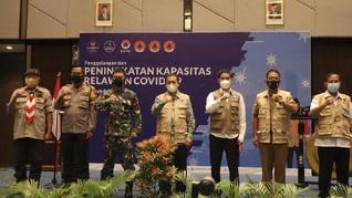 1.000 Relawan Covid di Yogyakarta Ikuti Pelatihan dari Satgas