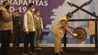 Satgas Beri Pelatihan pada 1.000 Relawan di Pekanbaru