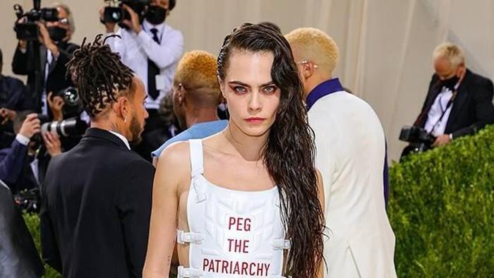 Berani Bersuara, 4 Zodiak Ini Buktikan Lewat Fashion Mereka di Met Gala 2021