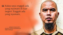 CELOTEH: 9 Quote 'Nendang' Ahmad Dhani