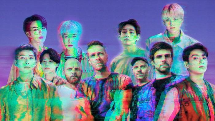 Jadi Kenyataan! Coldplay Umumkan Single Kolaborasinya dengan BTS, Rilis 24 September, Ini Bocoran Liriknya!