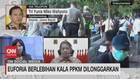 VIDEO: Euforia Berlebihan Kala PPKM Dilonggarkan