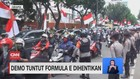 VIDEO: Demo Tuntut Formula E Dihentikan