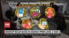 VIDEO: Bioskop Boleh Buka di Daerah PPKM Level 2 Dan 3