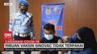 VIDEO: Ribuan Vaksin Sinovac Tidak Terpakai