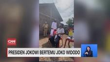 VIDEO: Presiden Jokowi Bertemu Joko Widodo