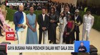 VIDEO: Gaya Busana Para Pesohor Dalam Met Gala 2021