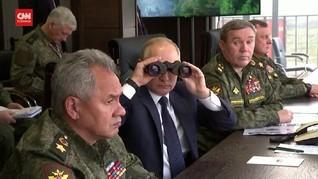 VIDEO: Rusia Latihan Militer Besar-besaran dengan Belarus