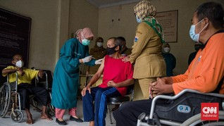 Kemenkes: Jawa Barat Tersulit Kejar Target Vaksinasi Covid