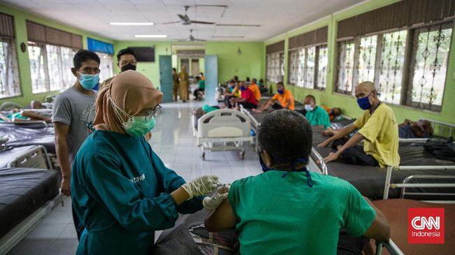 Kasus positif covid-19 di Indonesia per Jumat (17/9) bertambah sebanyak 3.835 kasus dan 219 orang meninggal dunia.