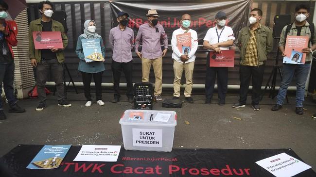 ICW Minta Jokowi Bahas TWK KPK dengan Komnas HAM-Ombudsman