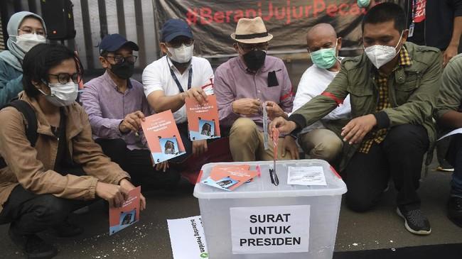 Formappi Kritik Sikap Pasif DPR soal TWK KPK