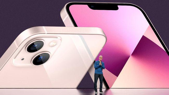 Apple bakal merilis sistem operasi terbarunya, iOS 15, untuk iPhone dan iPad, pada Senin (20/9).