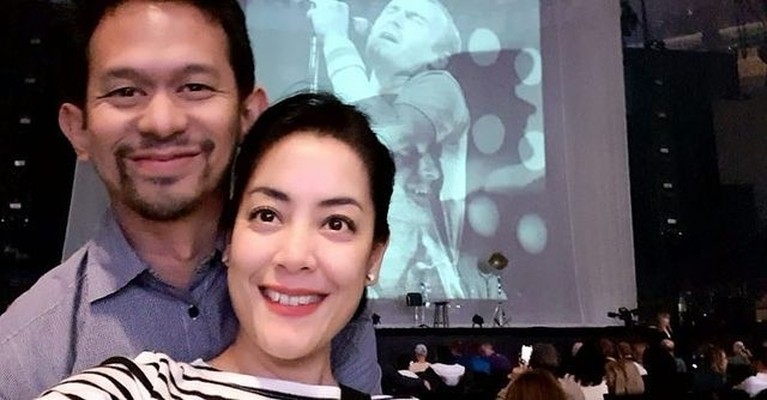 Gugatan cerai Lulu Tobing untuk sang suami Bani Maulana Mulia resmi di tolak. Yuk kita tengok lagi kemesraan mereka!