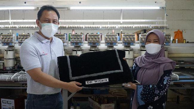 Telkom Indonesia menghadirkan aplikasi mySooltan yang ditujukan membantu para pelaku UMKM migrasi menuju digitalisasi dalam mengembangkan bisnisnya.