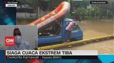 VIDEO: Siaga Cuaca Ekstrem Tiba