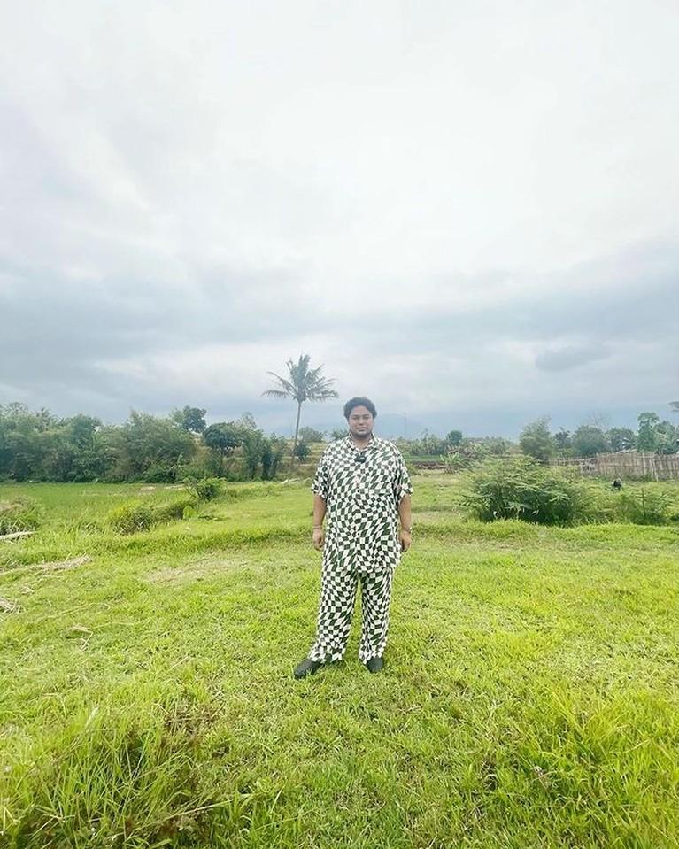 Desain Mesjid Mega Bintang yang Akan Dibangun Oleh Ivan Gunawan
