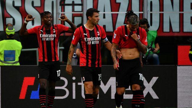 Jelang melawan Liverpool di Liga Champions, AC Milan dibayangi rapor buruk lantaran baru sekali menang tandang melawan klub Inggris.