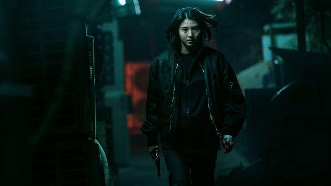 Han So-hee menjadi wanita dingin dan penuh rasa dendam di drama terbarunya My Name yang akan tayang di Netflix.