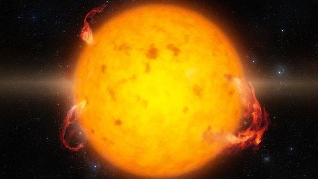 Bumi pernah mengalami efek dari fenomena Badai Super Matahari dalam beberapa kesempatan.